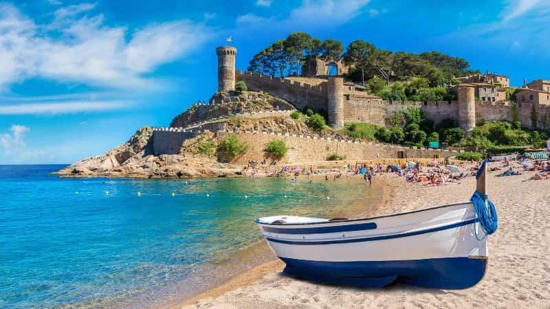 Отдых за границей в Испании