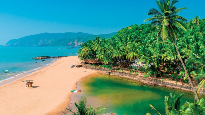 Индия курорты Гоа