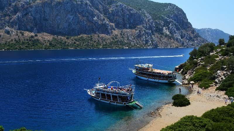 Отдых летом в Турции