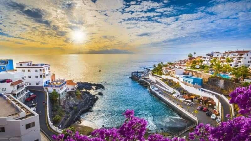 Испания остров Тенерифе