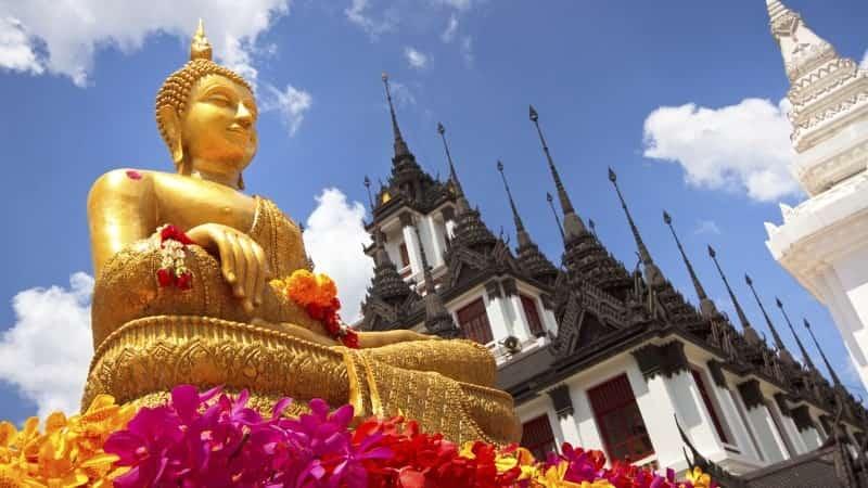 Таиланд весной