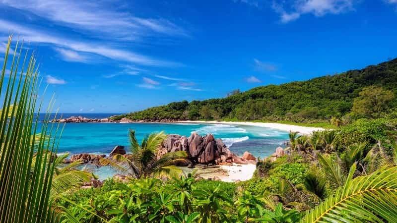 Ла-Диг Сейшельские острова Anse Cocos